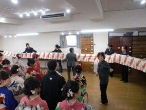 米山奨学生学友年末パーティー